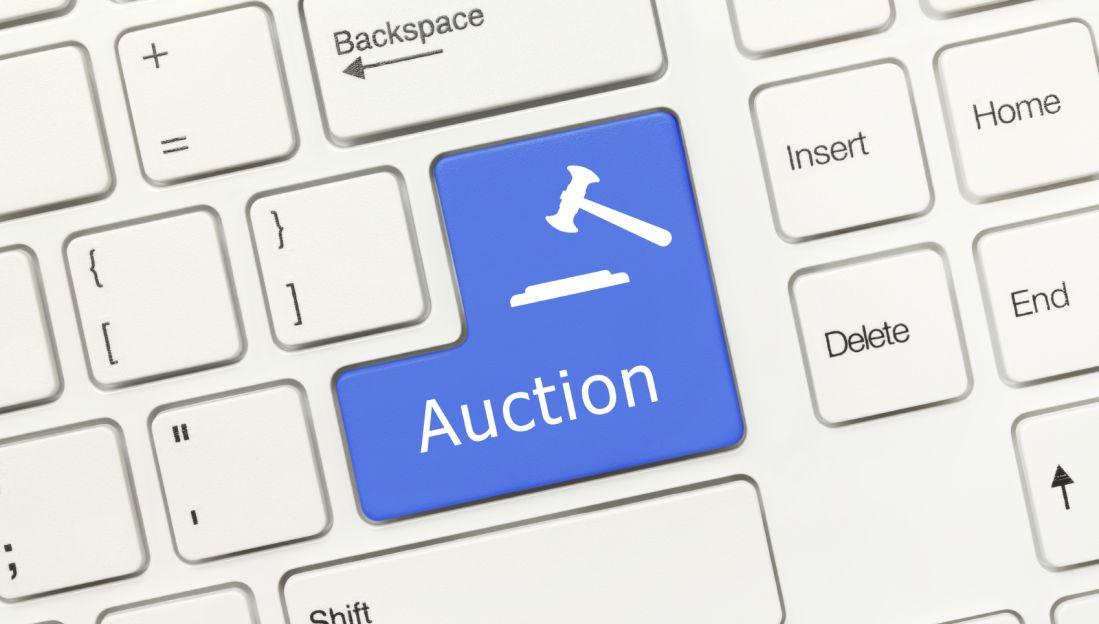 diy online auction